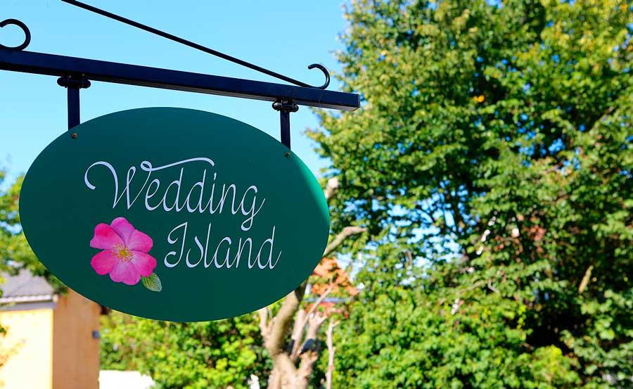 Heiratsagentur in Dänemark - Wedding Island
