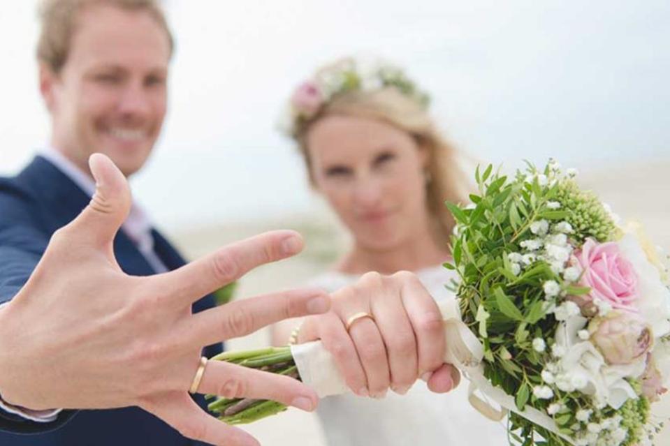 Heiraten in dänemak