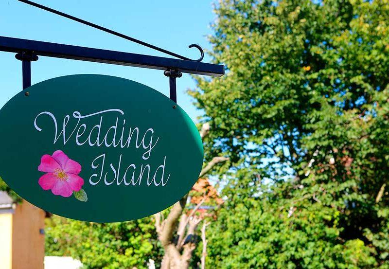 Wedding Island on Fanoe
