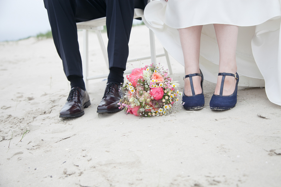 Have a romantic beach wedding in Denmark